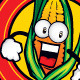 corn mascot - GraphicRiver Item for Sale