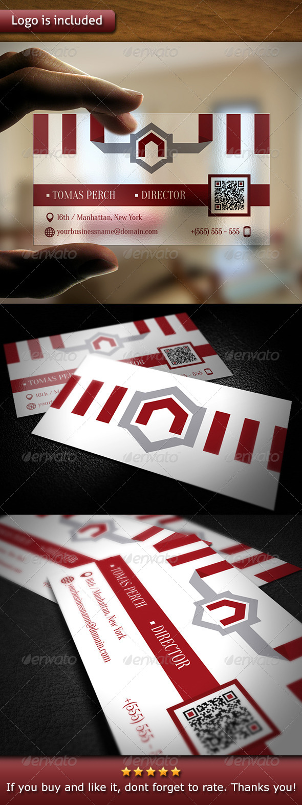 Realtor Business Card - Corporate Business Cards