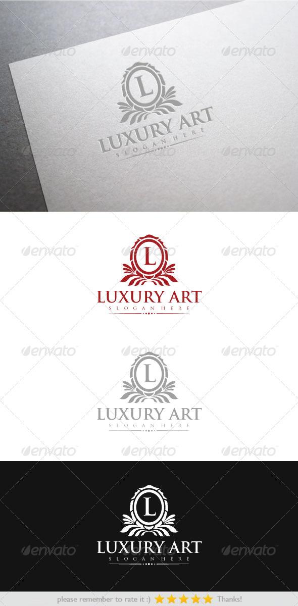 Luxury Art - Crests Logo Templates