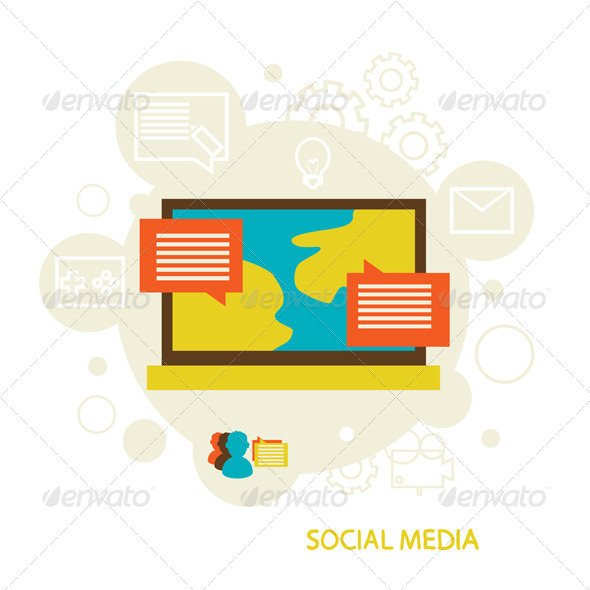 Social Media - Web Technology