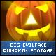Halloween Evil Face Big Pumpkins - VideoHive Item for Sale