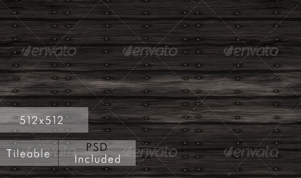 Black Wood CG Texture - 3DOcean Item for Sale