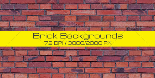 Red Bricks - Urban Backgrounds