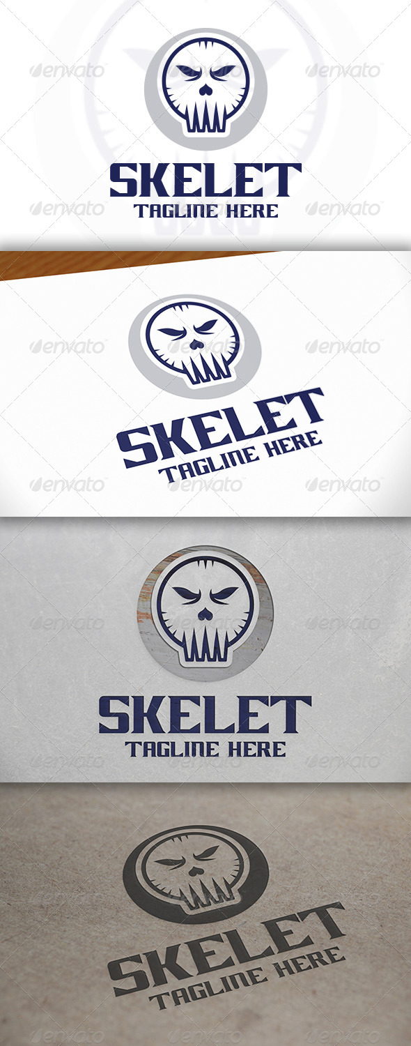 Skull Logo - Humans Logo Templates