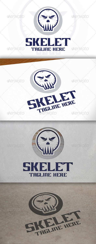 Skull Logo - Humans Logo Templates