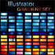 Illustrator Gradient Set - GraphicRiver Item for Sale