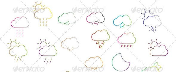 Cloud icons profile page image 2