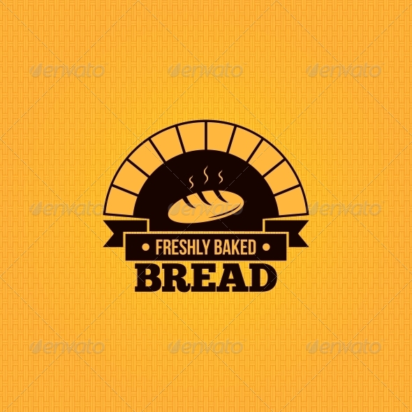 Bread Vintage Background - Food Objects