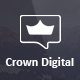 Crown Digital – One Page Parallax Muse Theme - ThemeForest Item for Sale