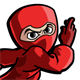 Ninja mascot - GraphicRiver Item for Sale