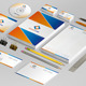 Nexus Cube Corporate Identity - GraphicRiver Item for Sale