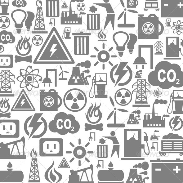 Industry Background  - Miscellaneous Vectors