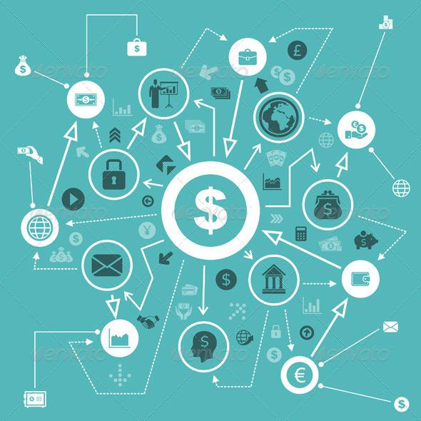 Business Scheme - Miscellaneous Vectors