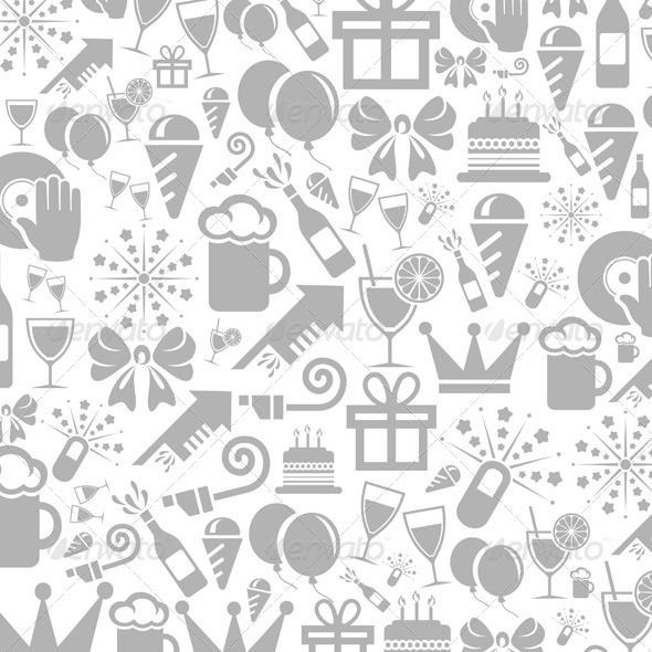 Holiday Background - New Year Seasons/Holidays