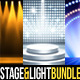 Stage & Lights Backgrounds Bundle - GraphicRiver Item for Sale