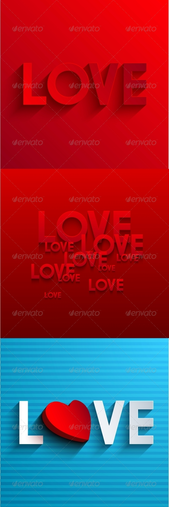 Vector Valentines Day Background. Eps10 - Valentines Seasons/Holidays