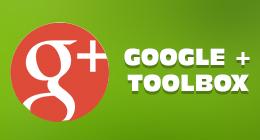 Google + Toolbox