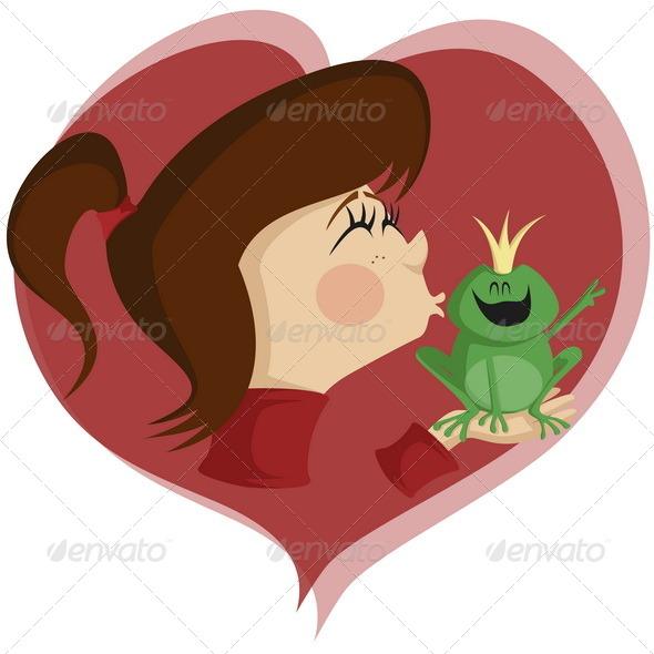 Kiss The Frog! - Valentines Seasons/Holidays