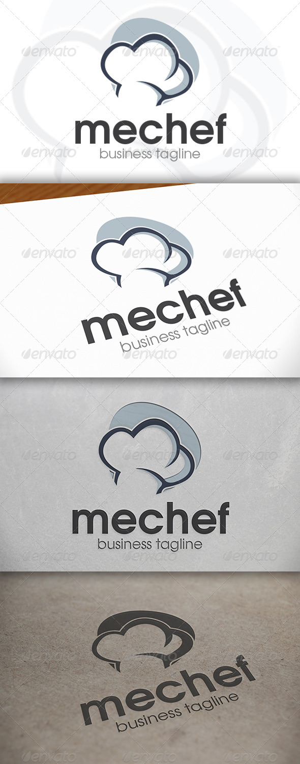 Chef Logo - Objects Logo Templates