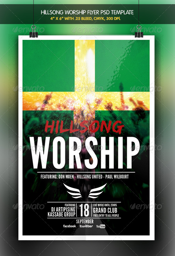Hillsong Worship | Christian Night - Concerts Events