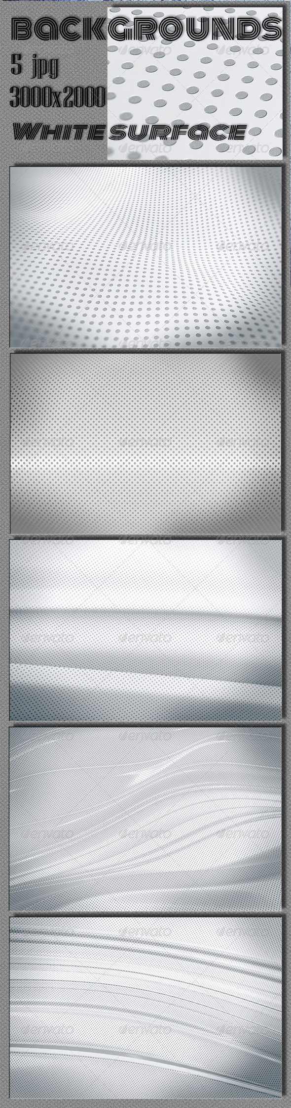Web White Surface Backgrounds - Abstract Backgrounds