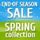 Winter Sale & Spring New Collection - GraphicRiver Item for Sale