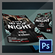 The Ultimate Hip Hop Night Flyer Template - GraphicRiver Item for Sale