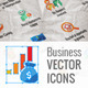 Vector Business Icon Set - GraphicRiver Item for Sale