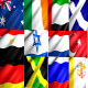 12 Looped Animated World Fabric Flags (HD) 2 - VideoHive Item for Sale