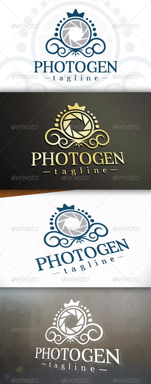Photo Wedding Logo - Crests Logo Templates