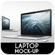 Laptop Mock-Up - GraphicRiver Item for Sale