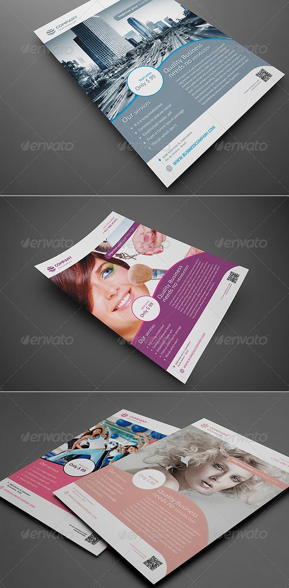 Multipurpose Corporate Flyer Vol. 01 - Corporate Flyers
