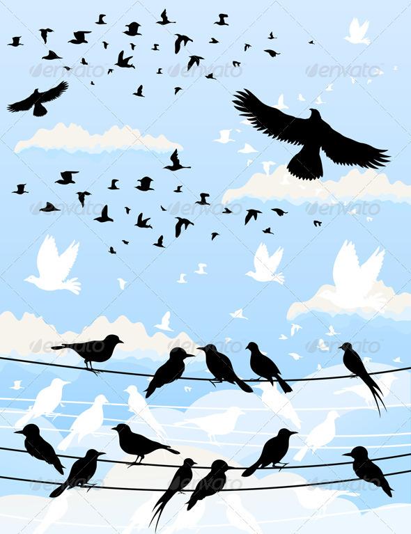 Bird7 - Animals Characters