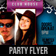 Club Music DJ Night Party Flyer - GraphicRiver Item for Sale