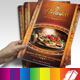 The Elclasico Cuisine Menu Templates - GraphicRiver Item for Sale