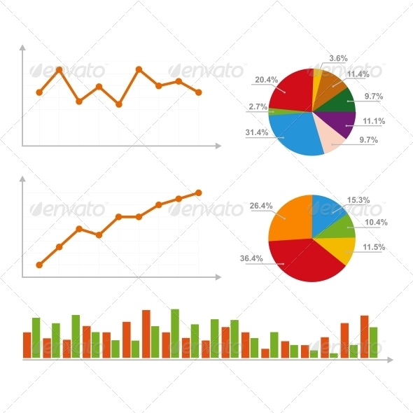 Charts, Statistics and Pie Diagram - Web Technology
