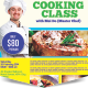 Cooking Class Flyer - GraphicRiver Item for Sale