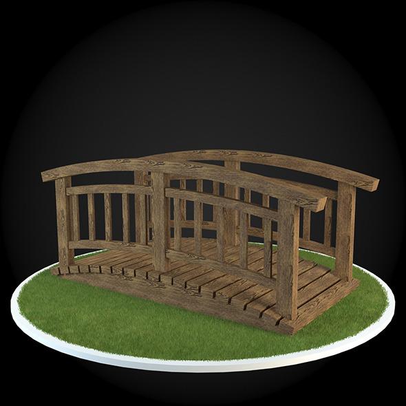 Bridge 018 - 3DOcean Item for Sale