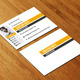 Personal Business Card AN0200 - GraphicRiver Item for Sale