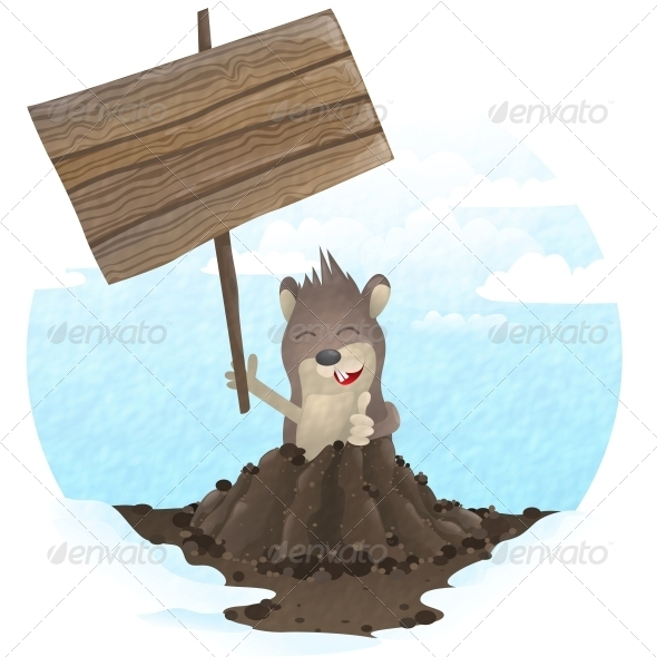Happy Groundhog Day. - Miscellaneous Seasons/Holidays