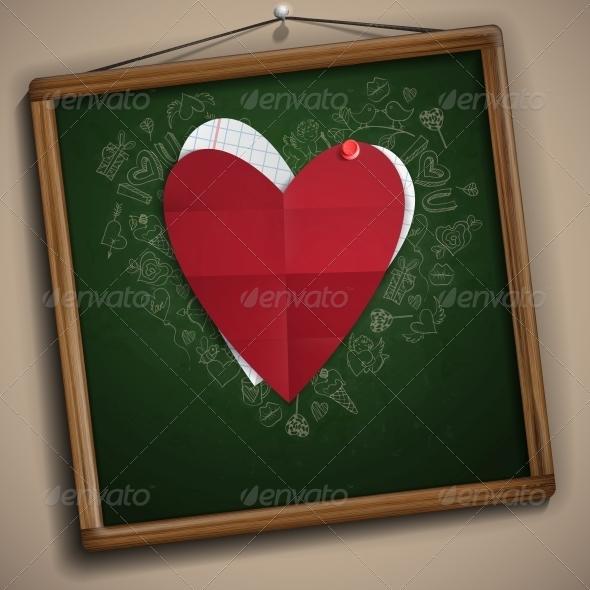 Valentines Day Symbol's. - Valentines Seasons/Holidays