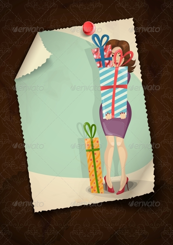 Happy Women's Day March 8 - Miscellaneous Seasons/Holidays