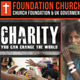Charity Church Template - GraphicRiver Item for Sale