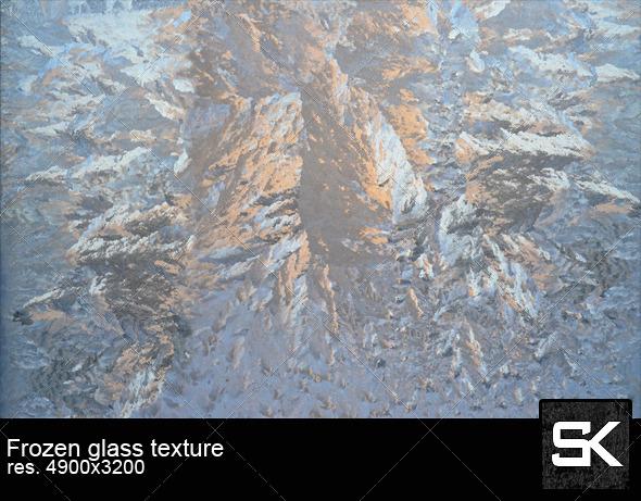 Frozen Glass Texture - Miscellaneous Textures