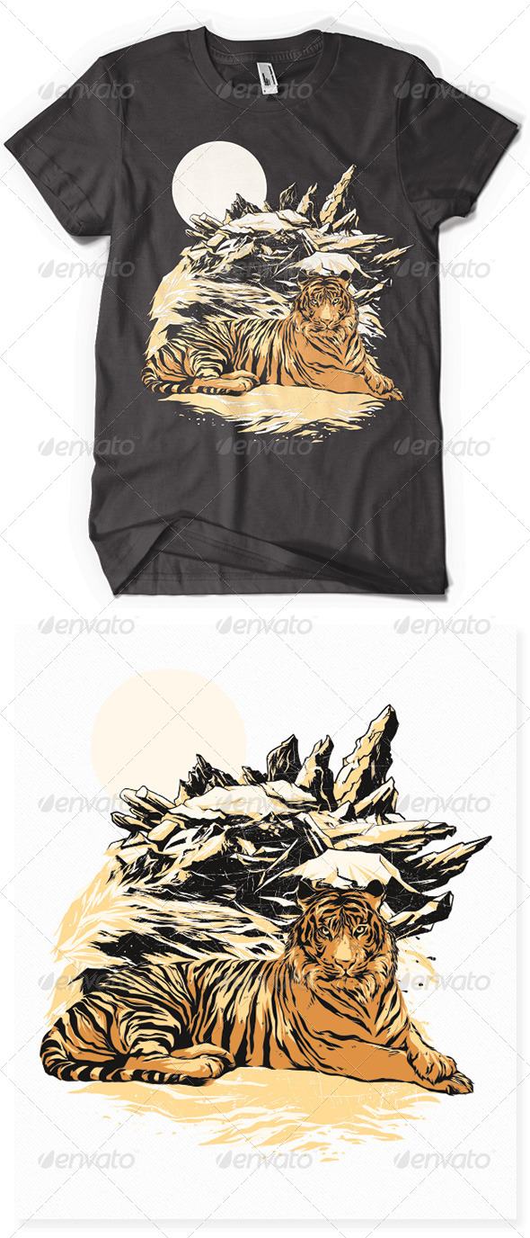 Bengal Tiger - Vectors