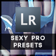 25 Sexy Pro Presets - GraphicRiver Item for Sale