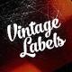Vintage Labels - VideoHive Item for Sale