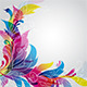 Background with Floral Ornament - GraphicRiver Item for Sale