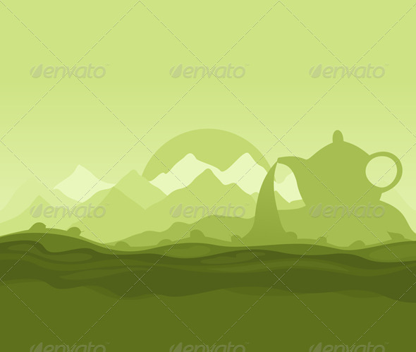 Tea landscape - Landscapes Nature