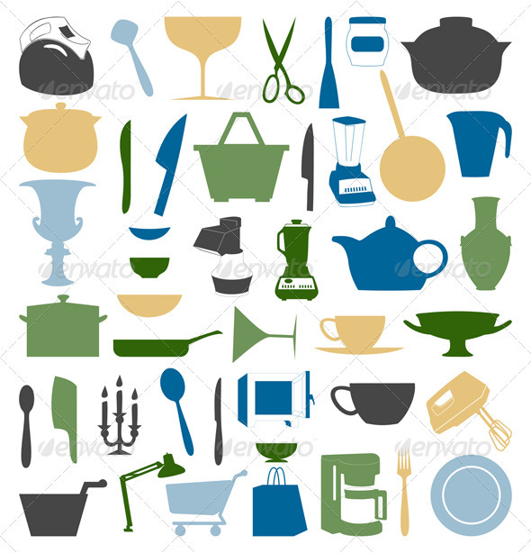 Ware icons3 - Food Objects